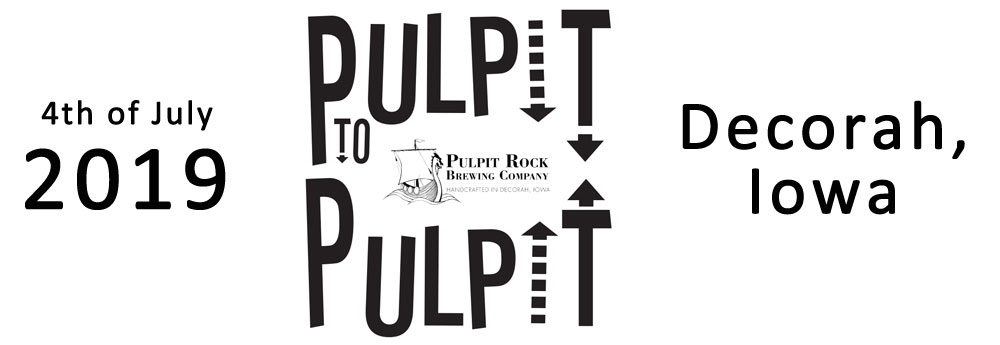 Pulpit To Pulpit 5K Run Results